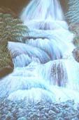 "Water Dance 46"" x 30"""